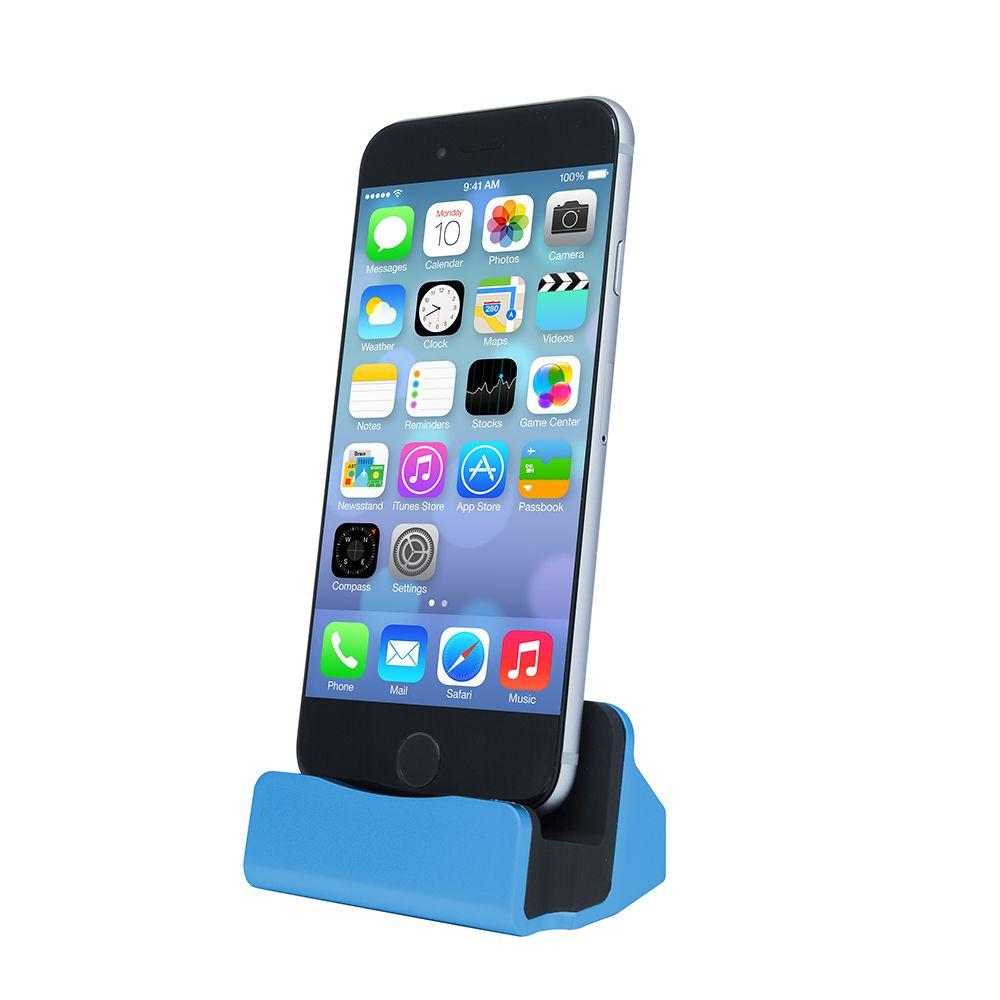 Aquarius Desktop Charging Dock Blue