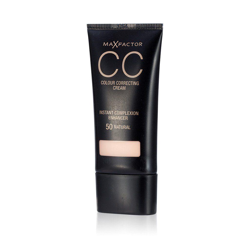 Max Factor CC Colour Correcting Cream SPF10 30ml Sealed - 40 Fair