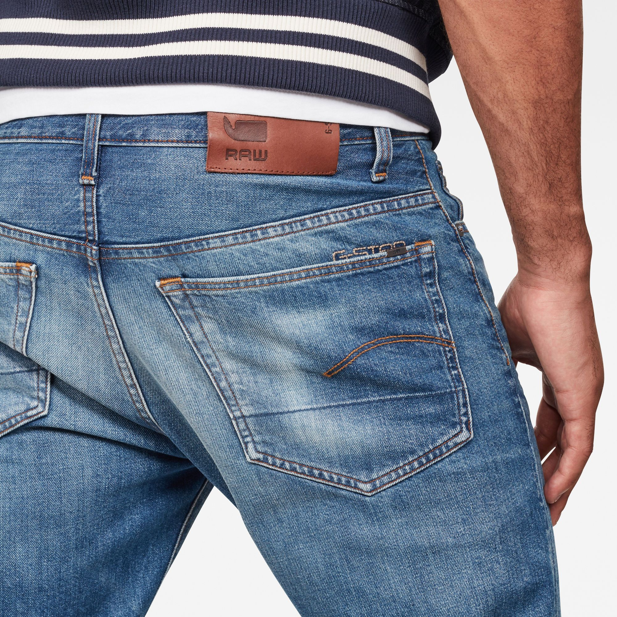 G-Star RAW 3301 Relaxed Jeans