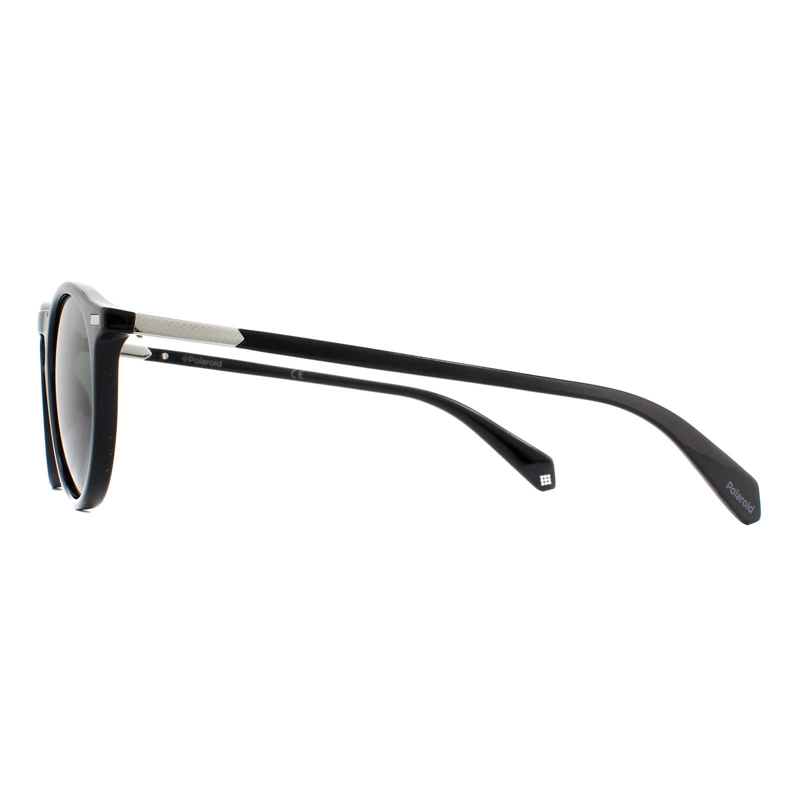 Polaroid Sunglasses PLD 2086/S 807 UC Black Green Polarized
