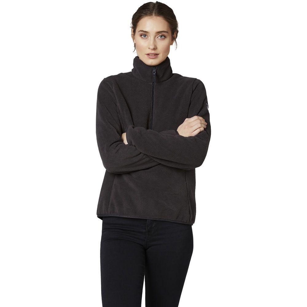 Helly Hansen Womens Feather Pile 3/4 Zip Pile Fleece Jacket