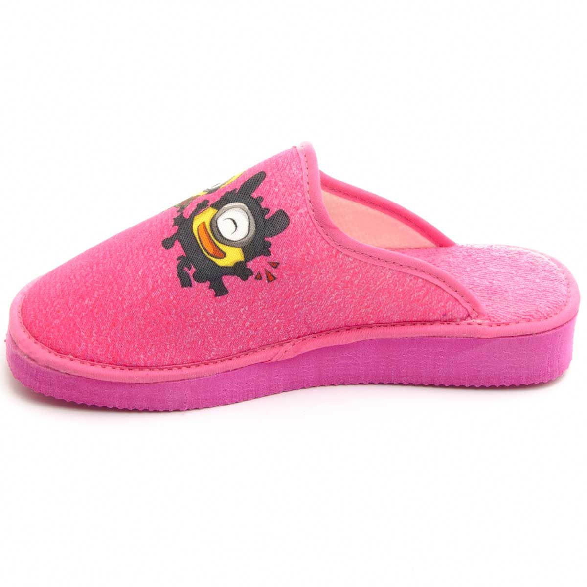 Northome Comfortable Slipper in Pink