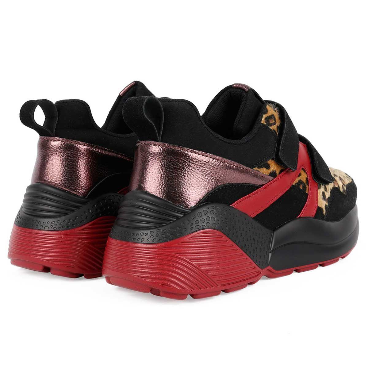 Montevita Chunky Sneaker in Multicolour