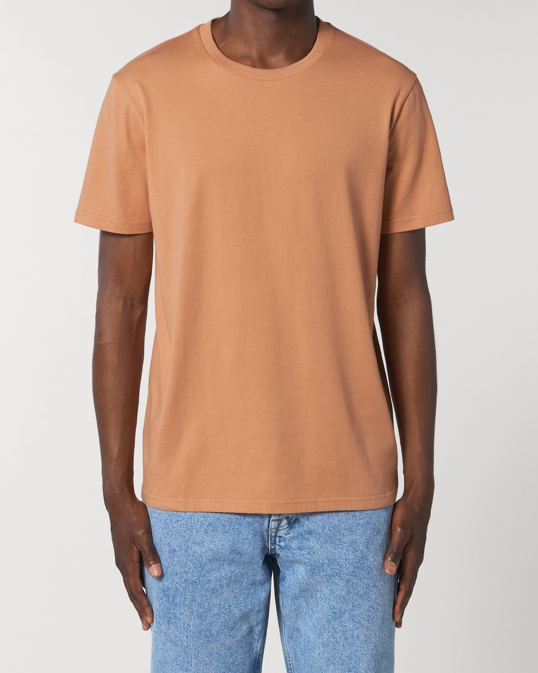 Nauli Unisex Regular Fit T-Shirt in Brown
