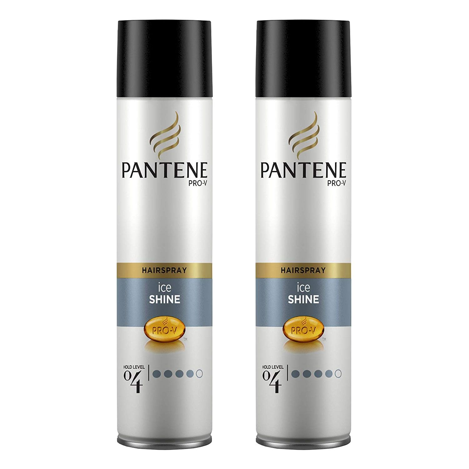 Pantene Hair Spray Ice Shine 2 x 300ml