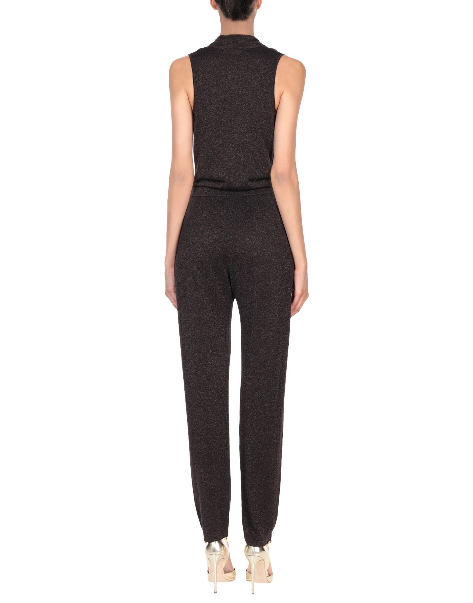 Patrizia Pepe Black Sleeveless Jumpsuit