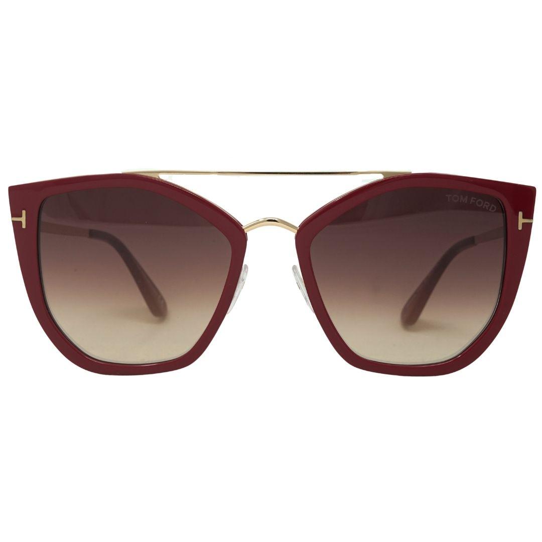 Tom Ford Dahlia FT0648 75G Sunglasses