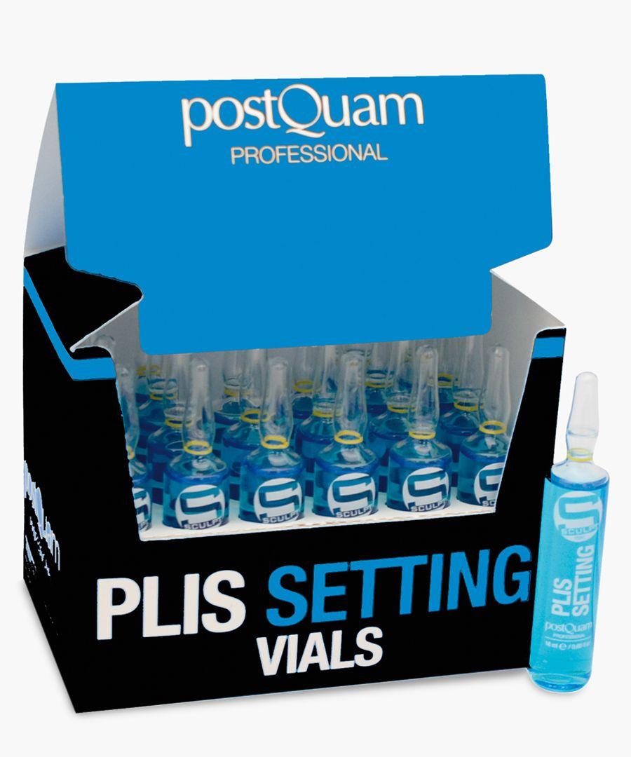 24pc Plis setting vials 18ml set