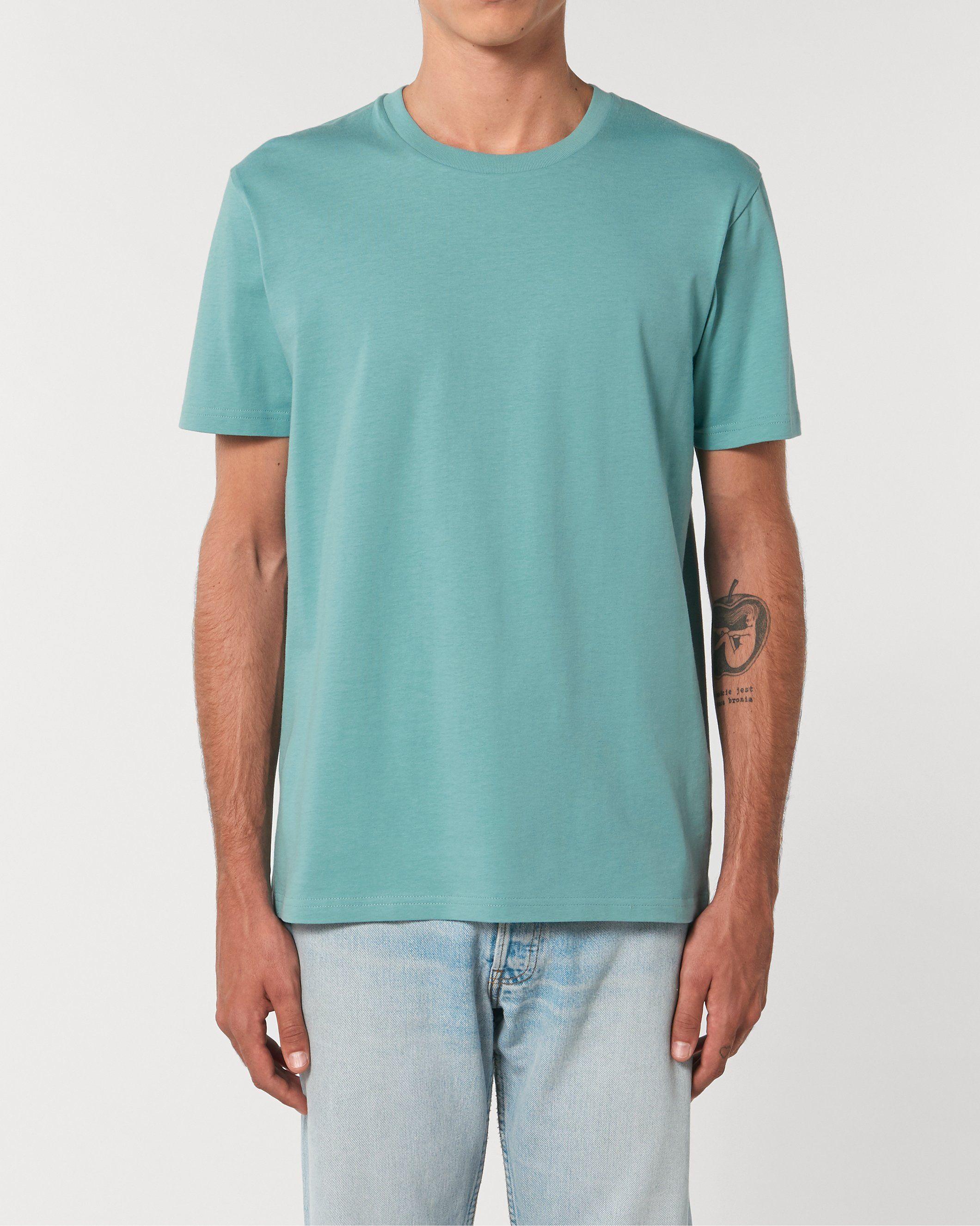Nauli Unisex Regular Fit T-Shirt in Teal