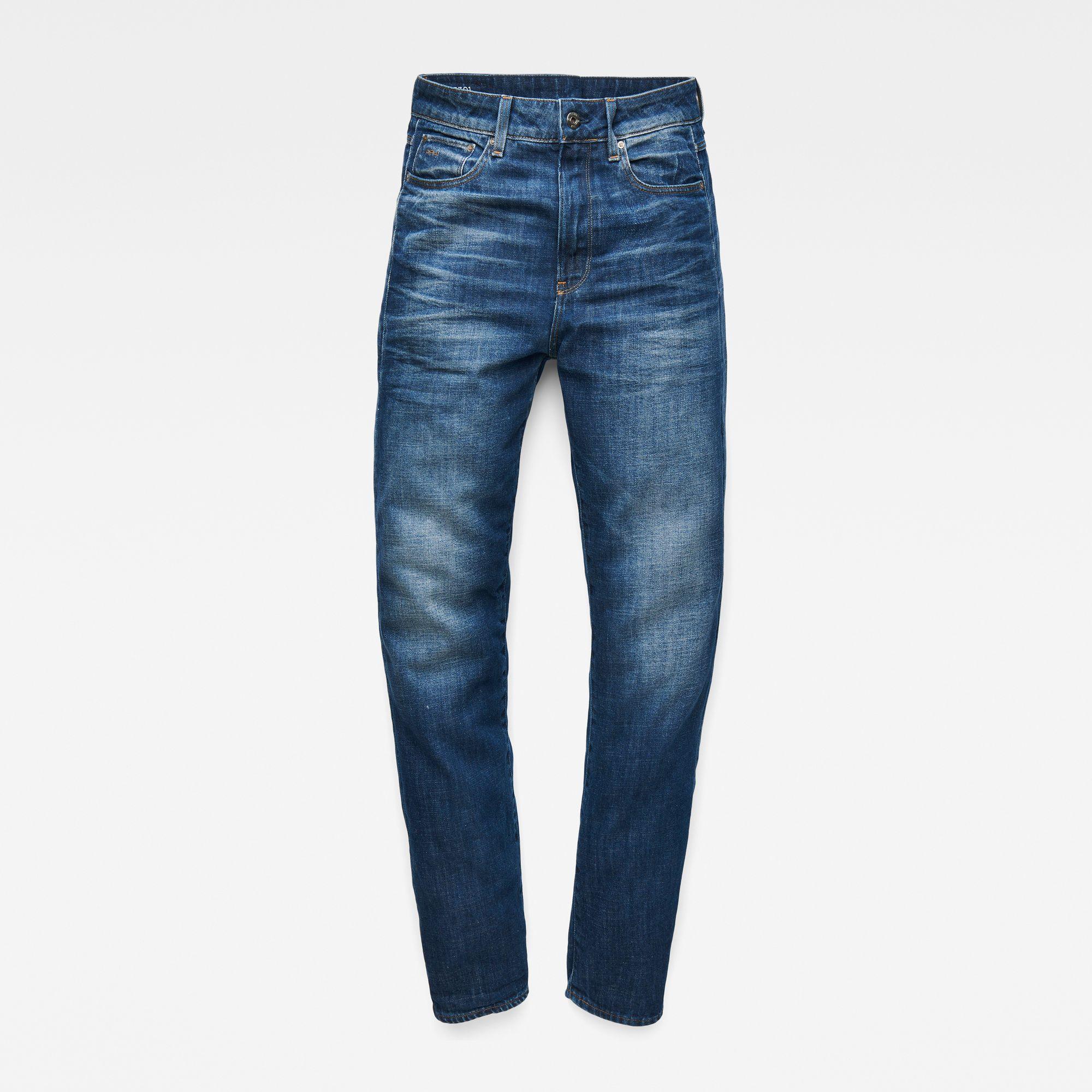 G-Star RAW 3301 Mid Waist Boyfriend Jeans