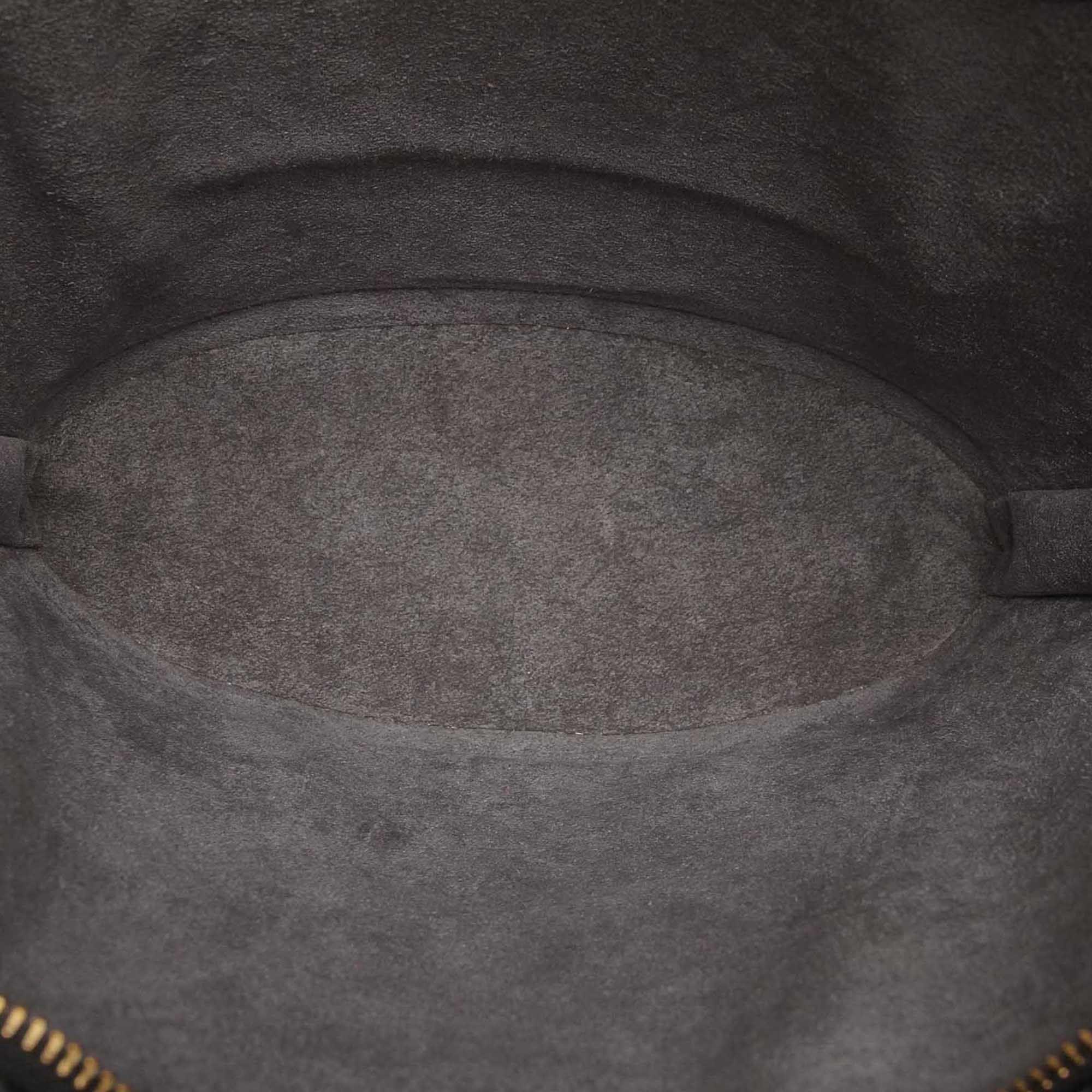 Vintage Louis Vuitton Epi Saint Jacques PM Short Strap Black