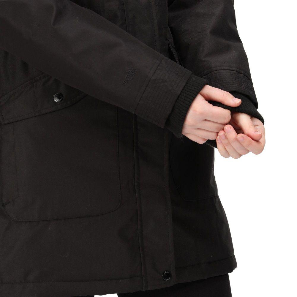 Regatta Women's Samiyah Waterproof Hooded Parka Jacket