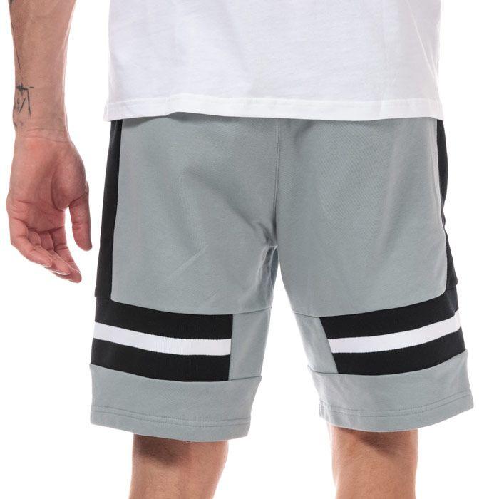 Men's Puma XTG Shorts in Grey black
