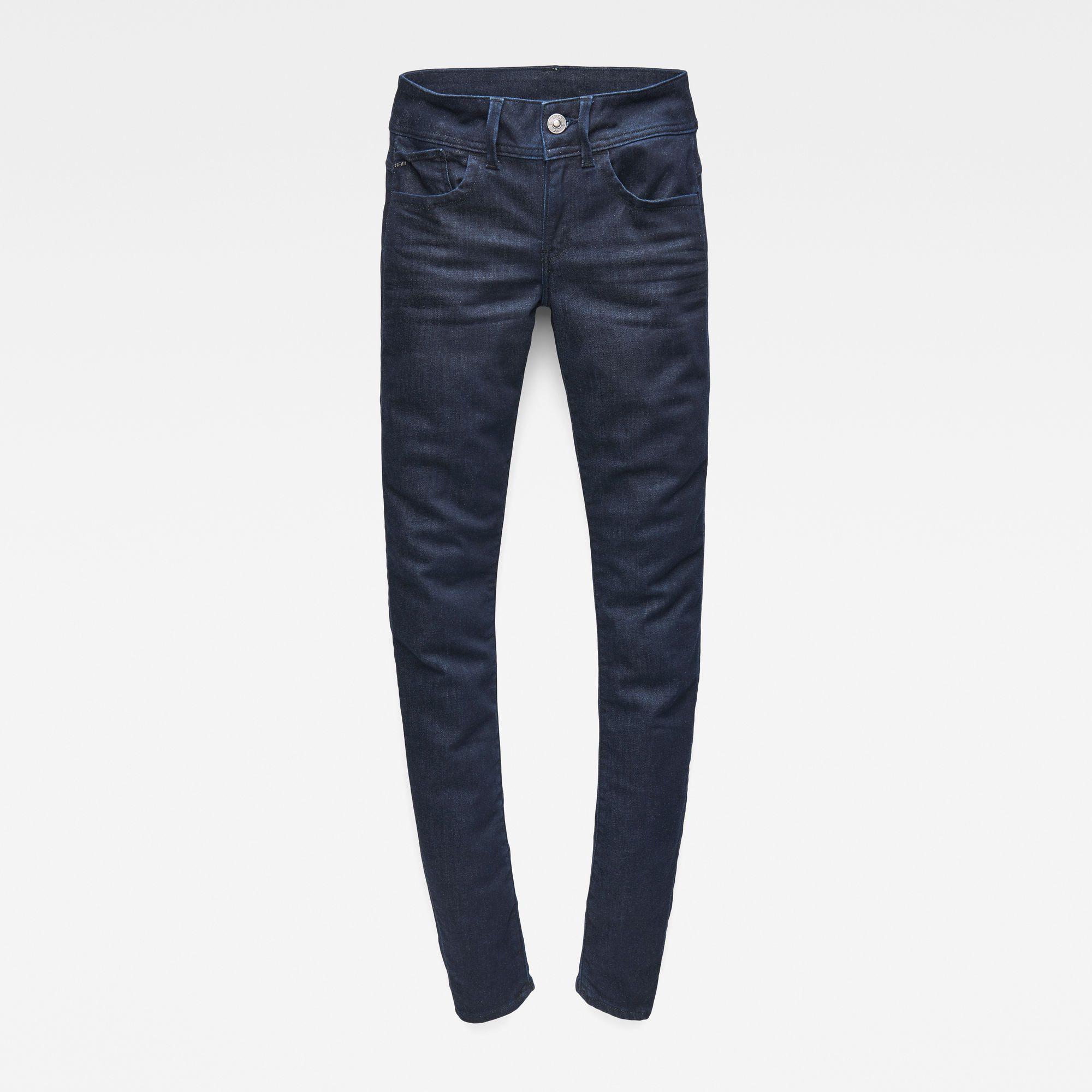 G-Star RAW Lynn Skinny Jeans