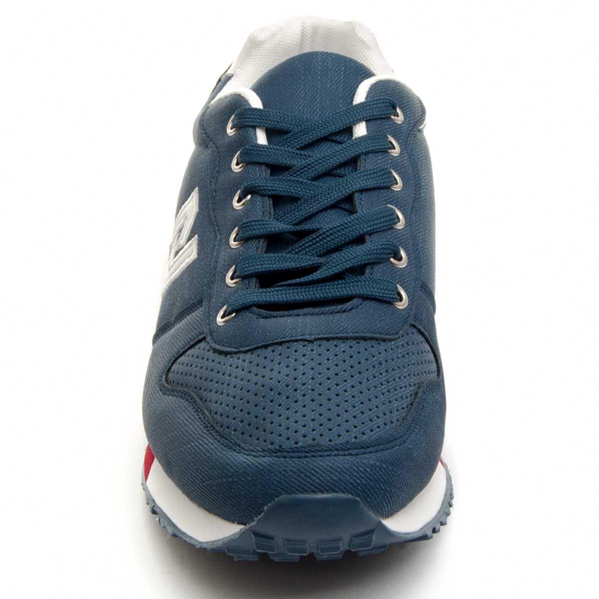 Montevita Comfortable Sneaker in Blue