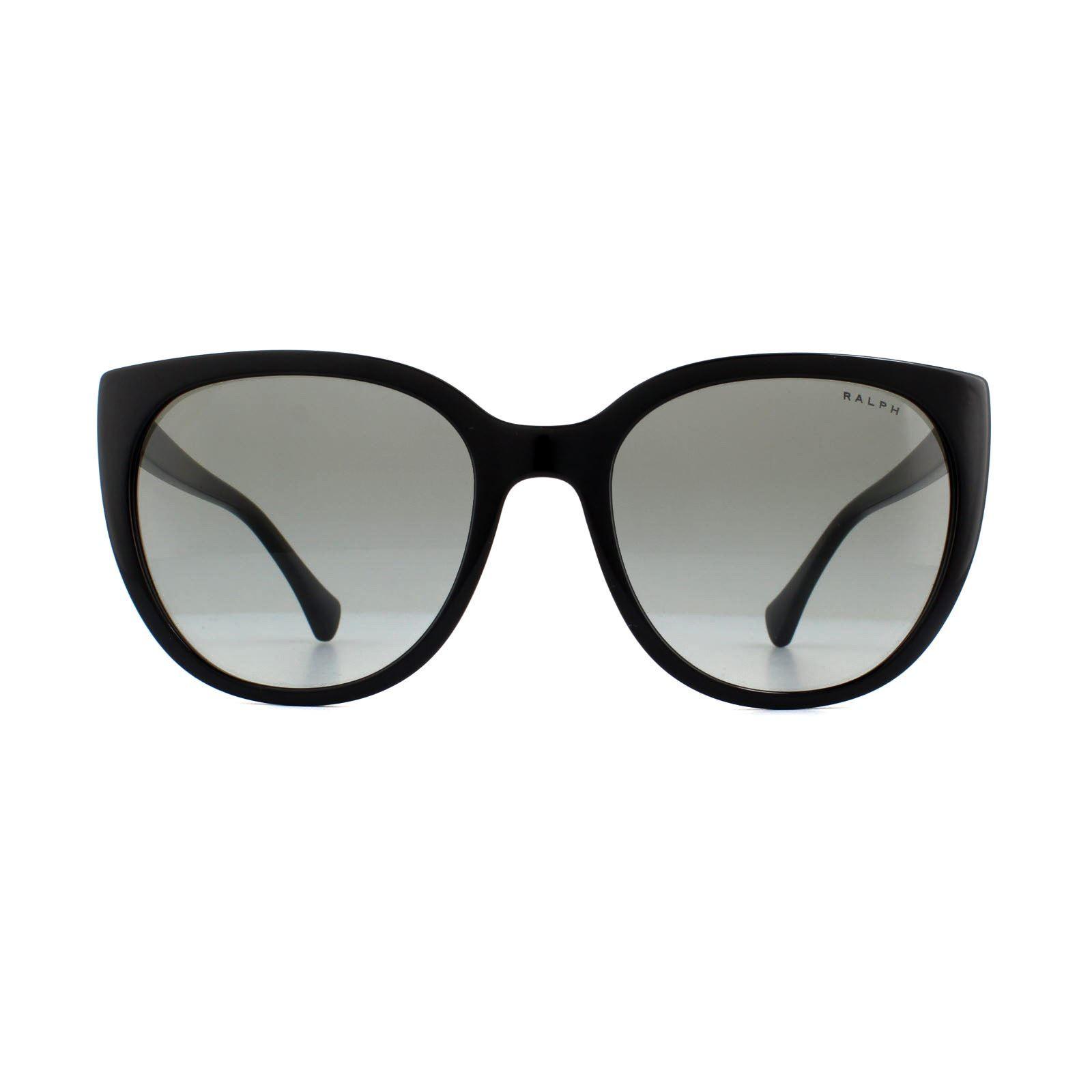 Ralph by Ralph Lauren Sunglasses RA5249 500111 Black Black