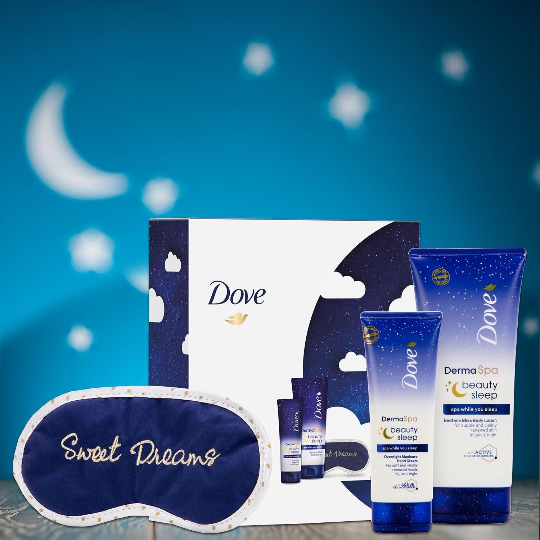 Dove Beauty Sleep Gift Set