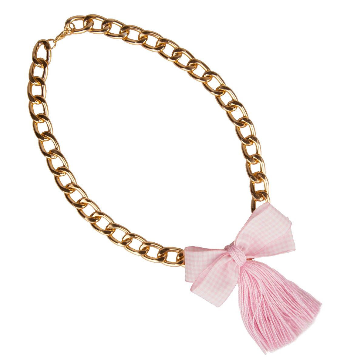 Maria Graor Artisanal Necklace in Gold