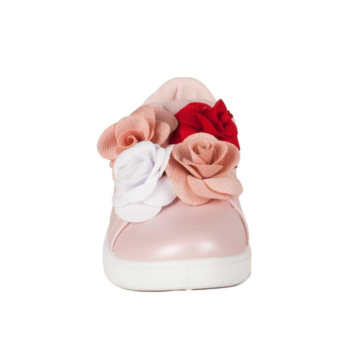 Montevita Floral Sneaker in Pink