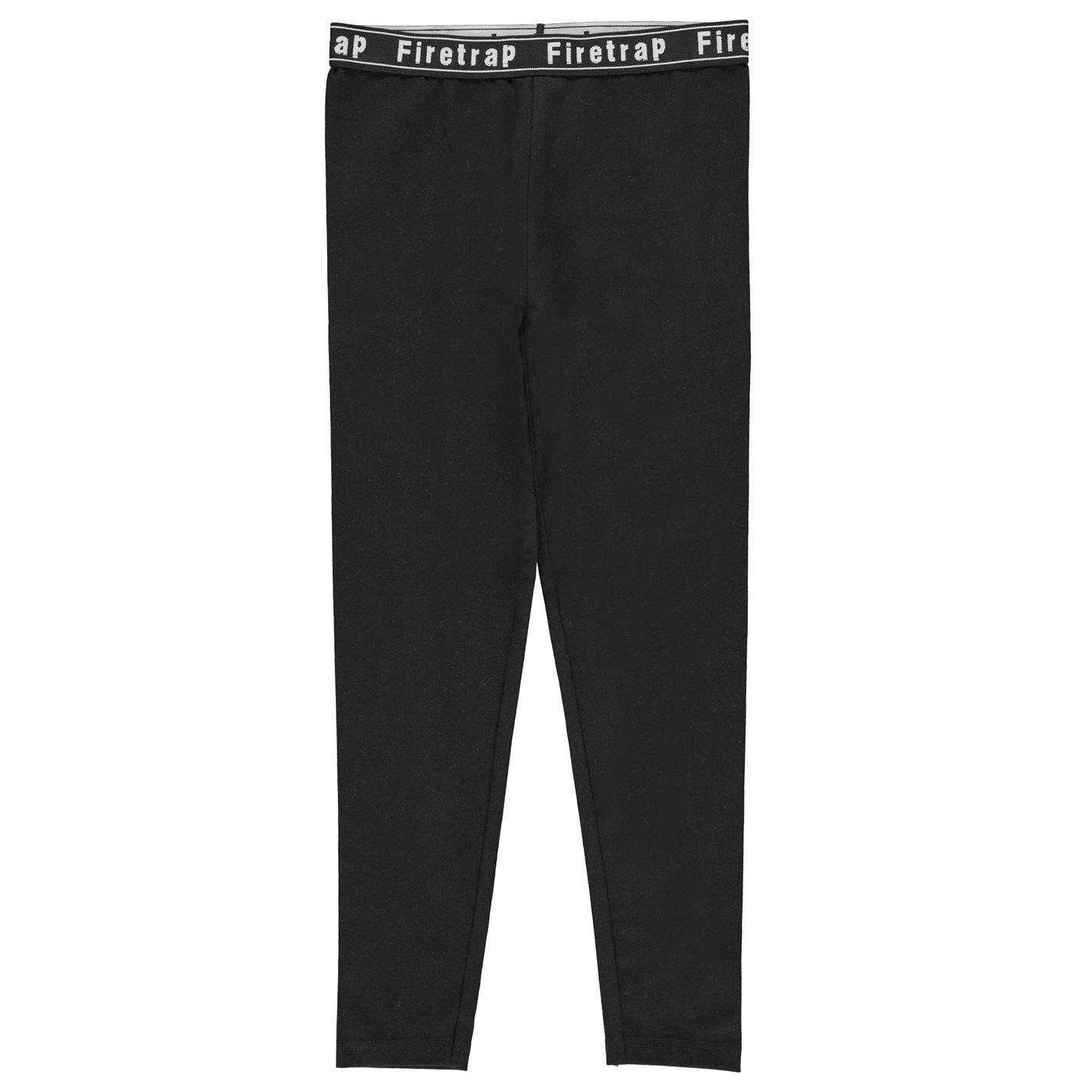 Firetrap Girls Leggings Trousers Pants Bottoms Junior