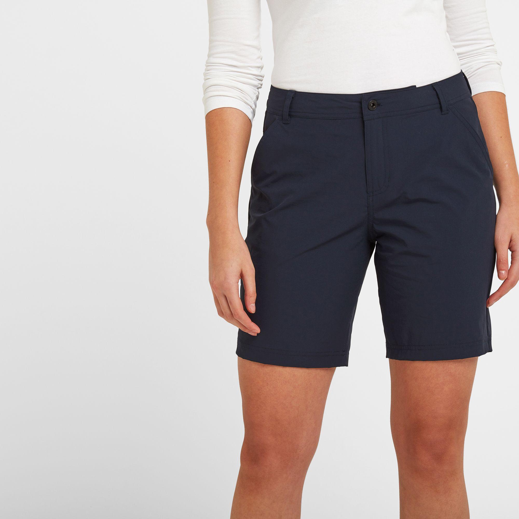 Denver Womens Shorts Navy