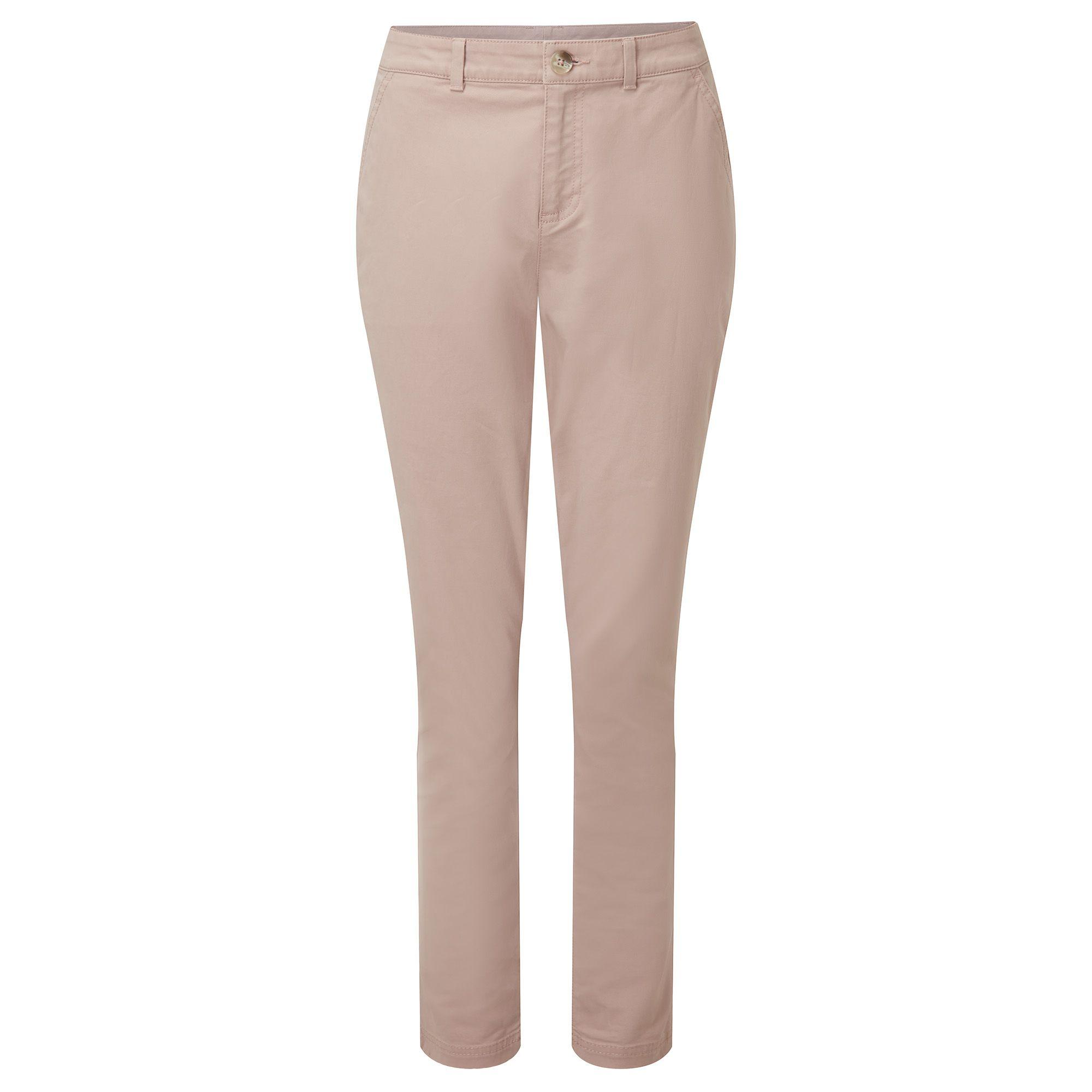Pickering Womens Trousers Dusky Pink
