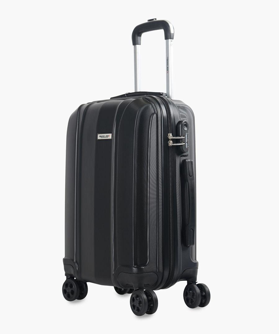 Balmoral black suitcase