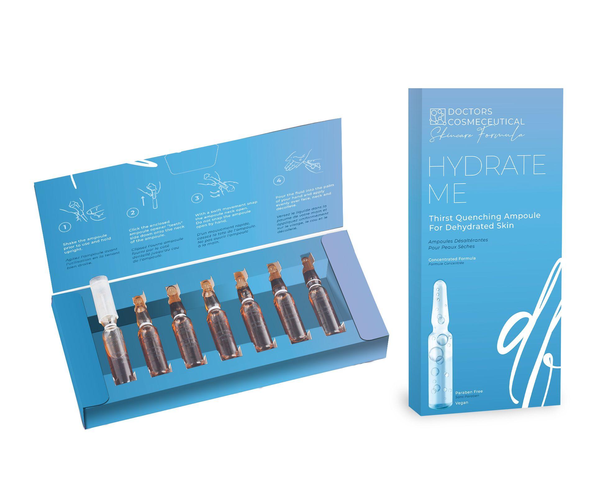 Doctors Formula Ampoule Hydrate Me 7 x 2ml