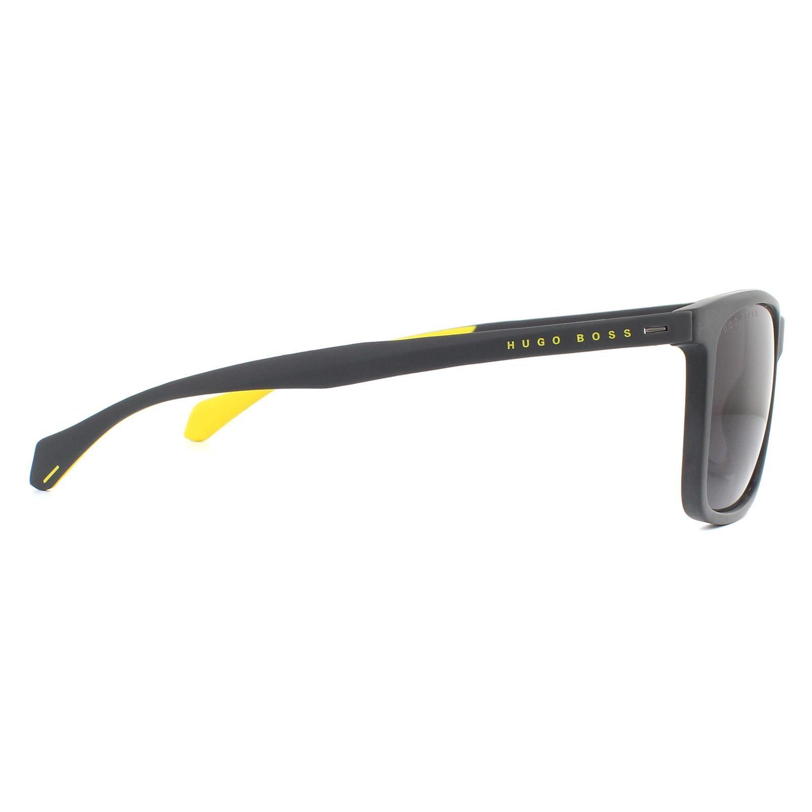 Hugo Boss Sunglasses BOSS 1078/S FRE/M9 Matte Grey Grey Polarized