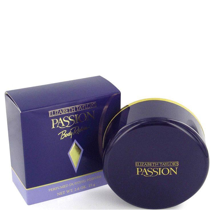 Passion Dusting Powder By Elizabeth Taylor 77 ml