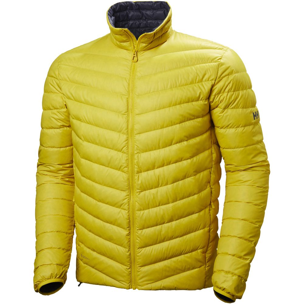 Helly Hansen Mens Verglas Soft Warm Down Insulator Jacket Coat