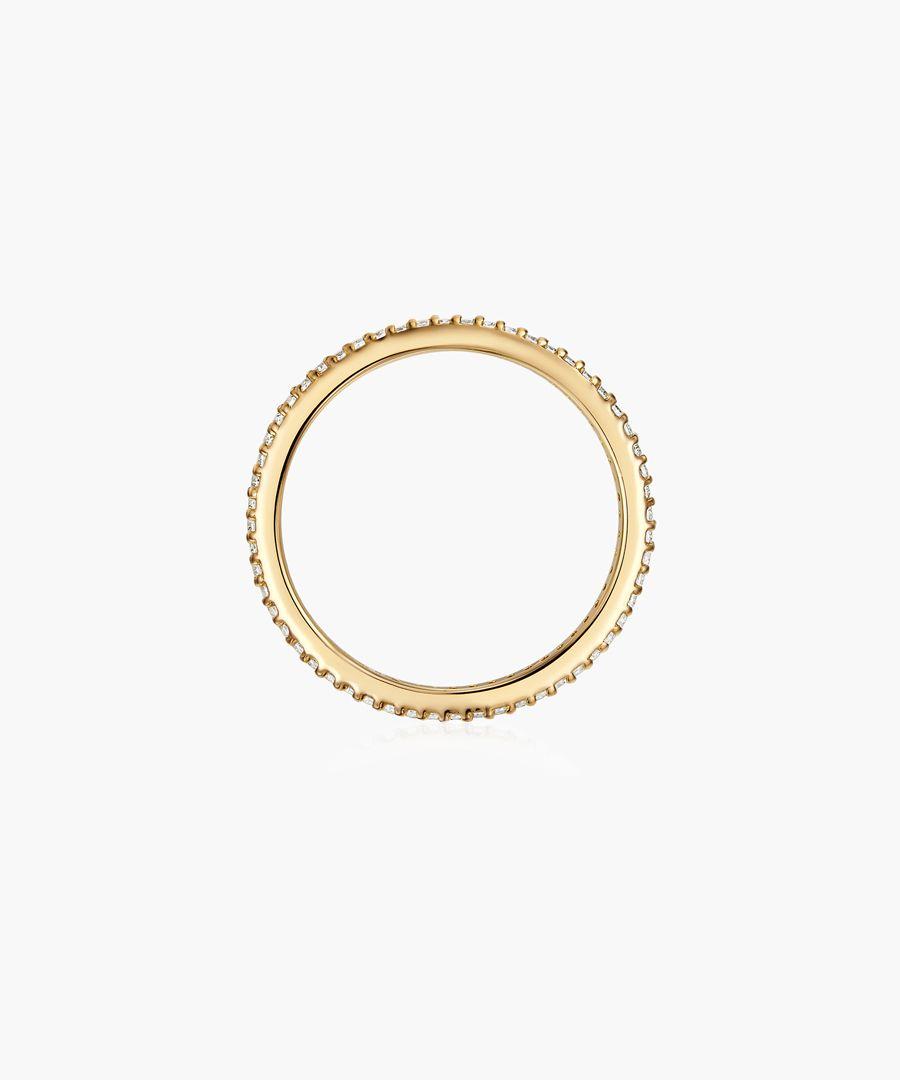 Carat 1934 gold ring