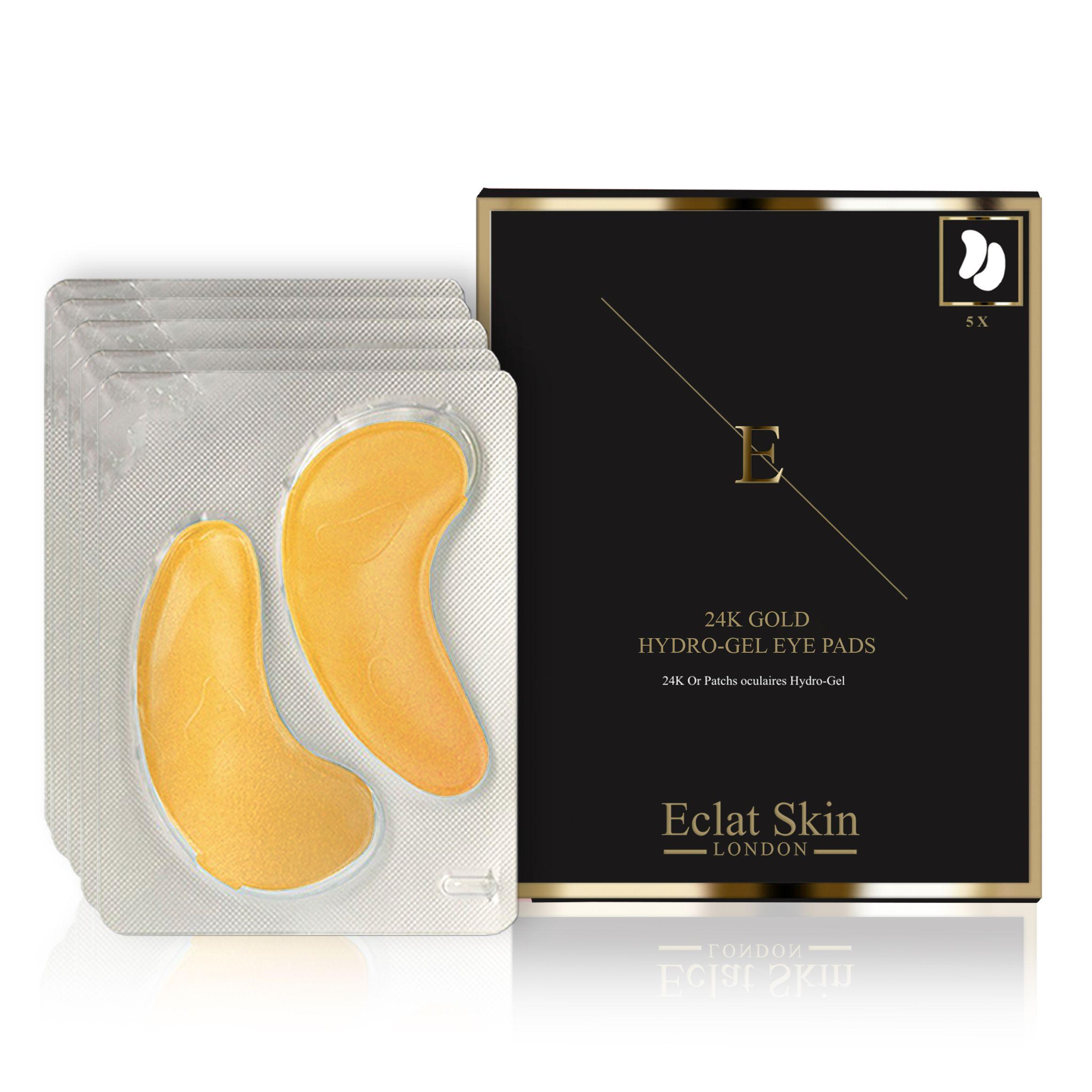 Collagen Gold Under Eye Patch 24K Gold - 5x2 Pads