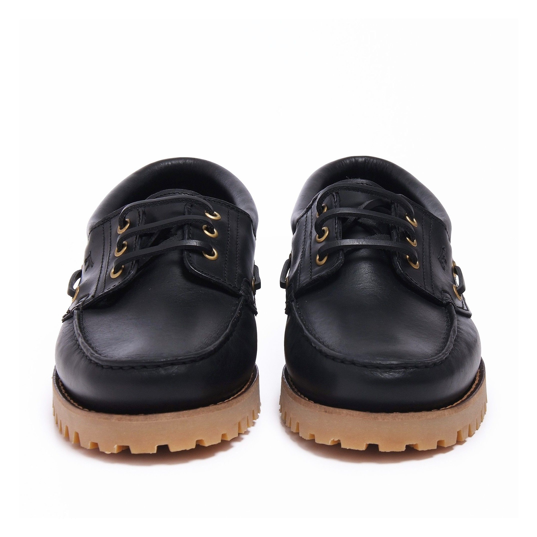 Men's Lace Up Boat Shoes