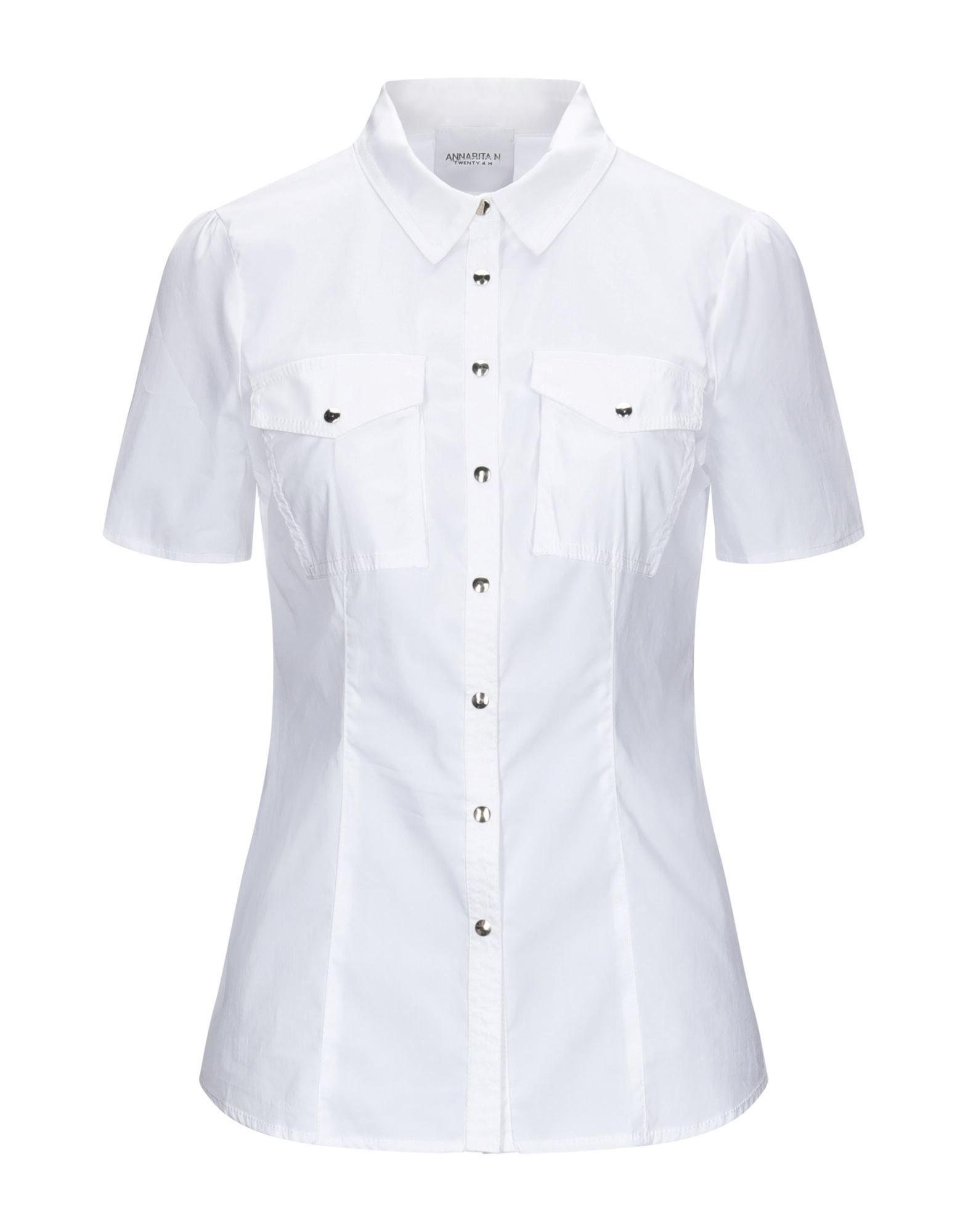 Annarita N Twenty 4H Women's Shirts Cotton