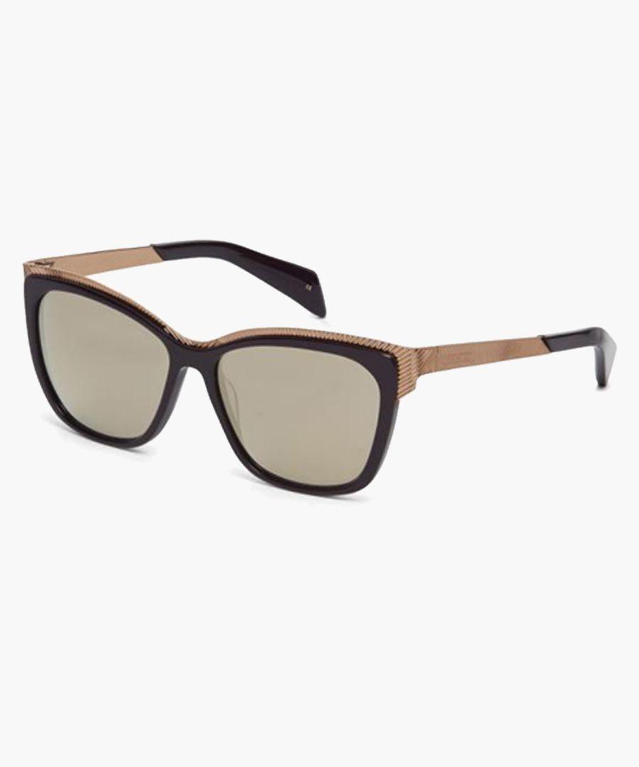 Darcy black sunglasses