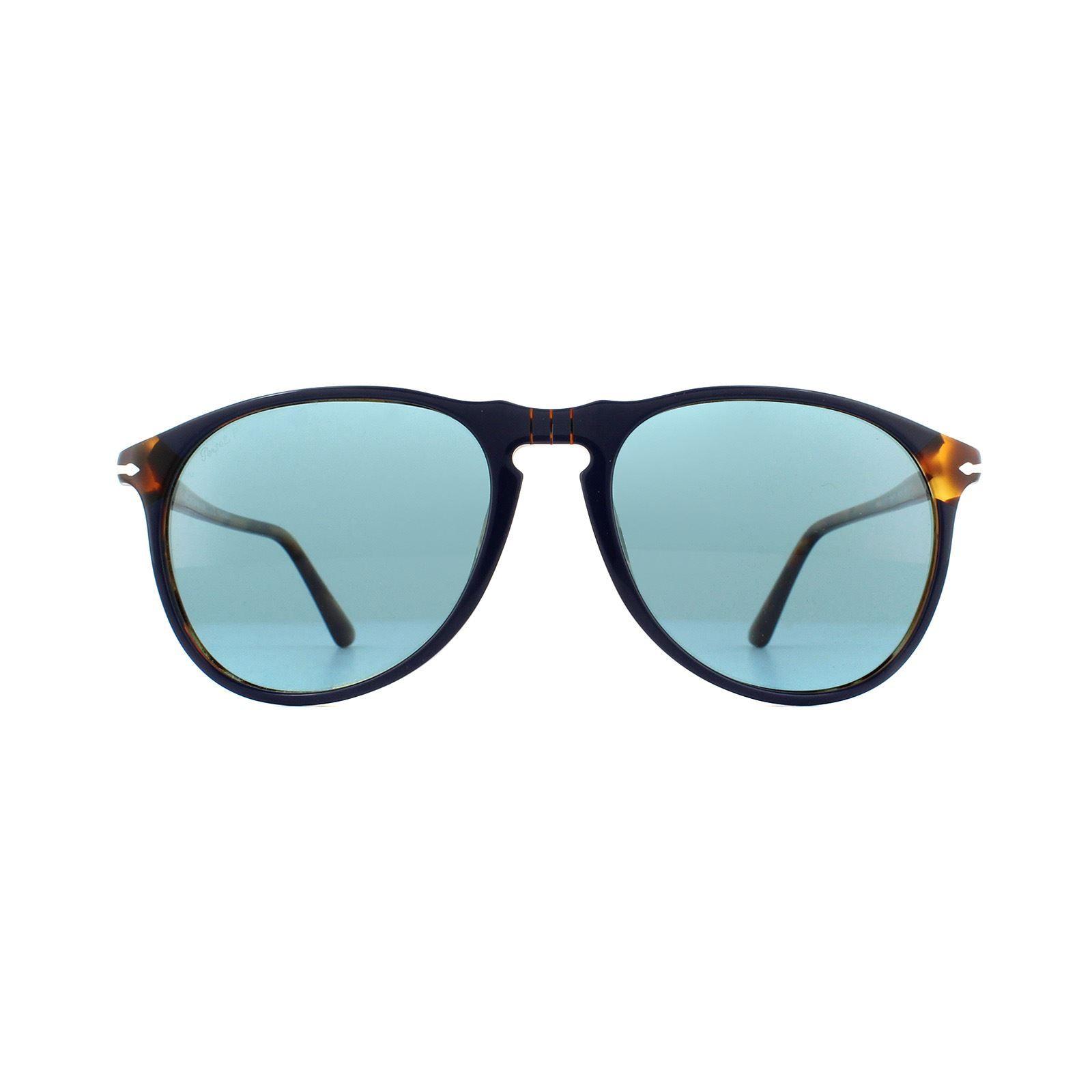 Persol Sunglasses PO6649SM 1095P1 Blue Green Polarized