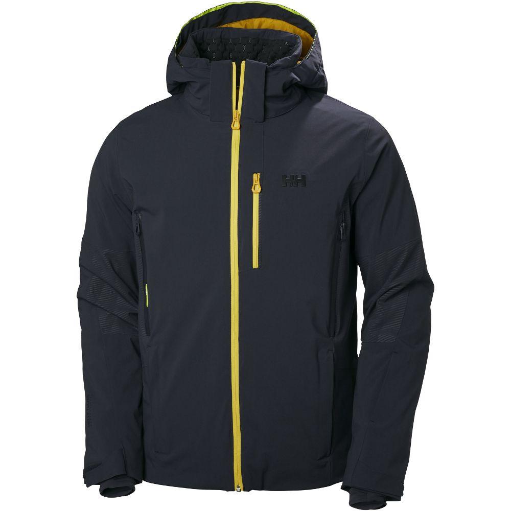 Helly Hansen Mens Stoneham Stretch Insulated Shell Ski Jacket Coat