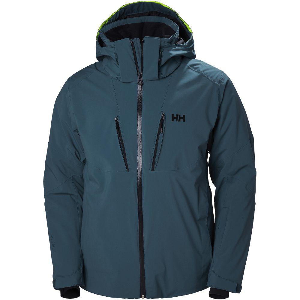 Helly Hansen Mens Lightning Waterproof Insulated Jacket Coat