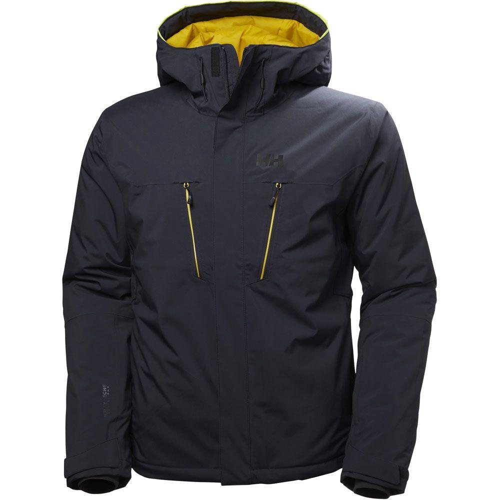 Helly Hansen Mens Charger Warm Comfort Stretch Ski Jacket Coat