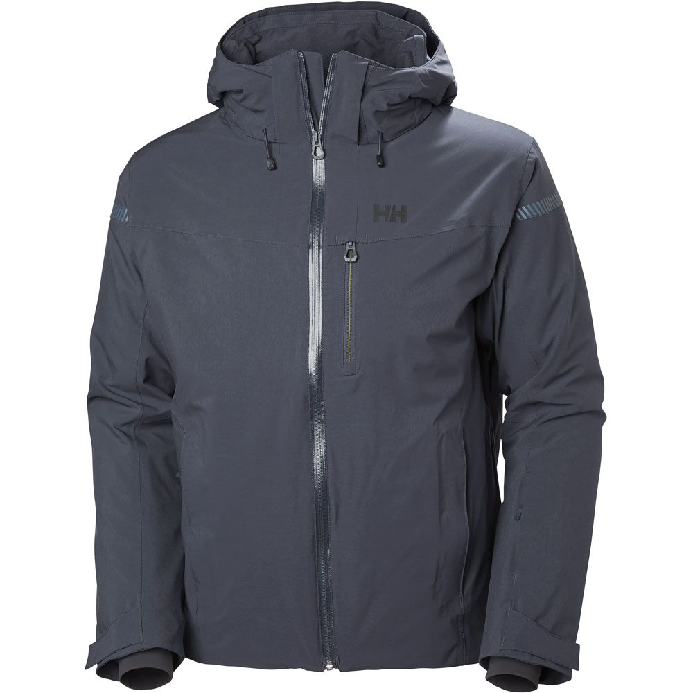Helly Hansen Mens Swift 4.0 Breathable Waterproof Ski Jacket