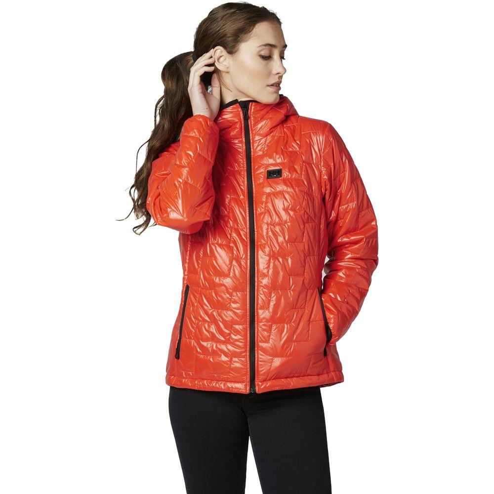 Helly Hansen Womens Lifaloft Hooded Quilted Insulator Jacket