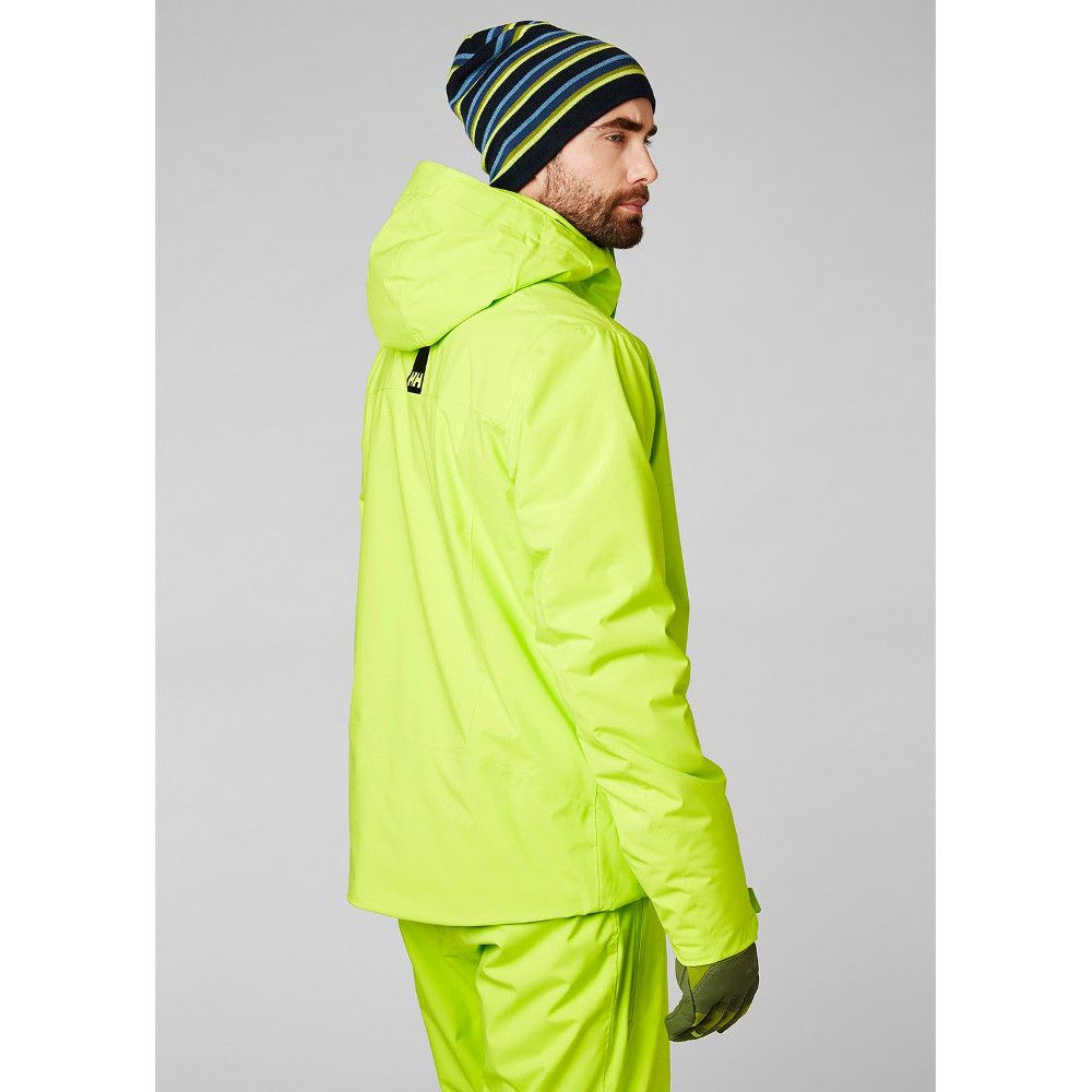 Helly Hansen Mens Bonanza Primaloft Insulated Ski Jacket