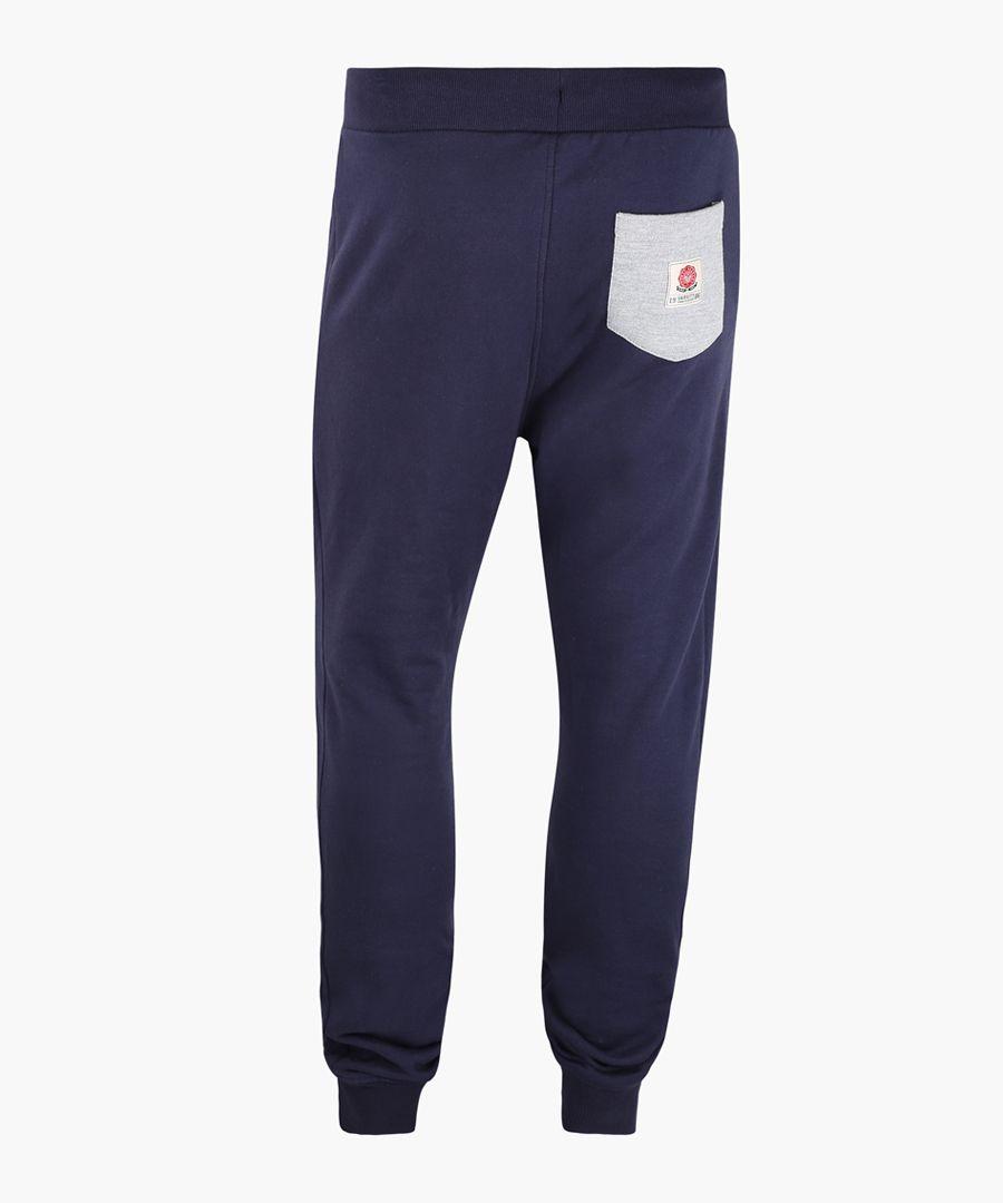 jog pants navy