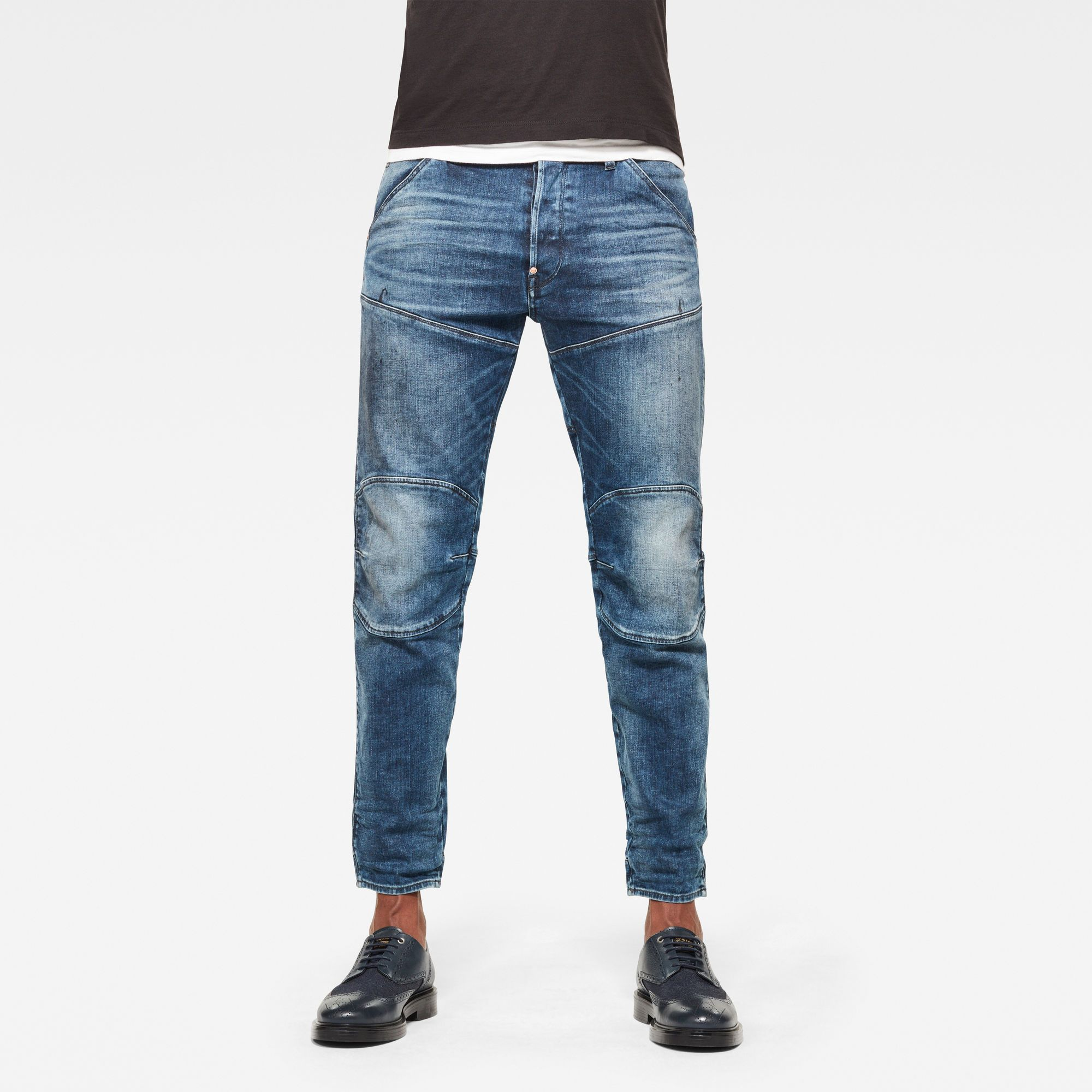 G-Star RAW 5620 3D Original Relaxed Tapered Jeans