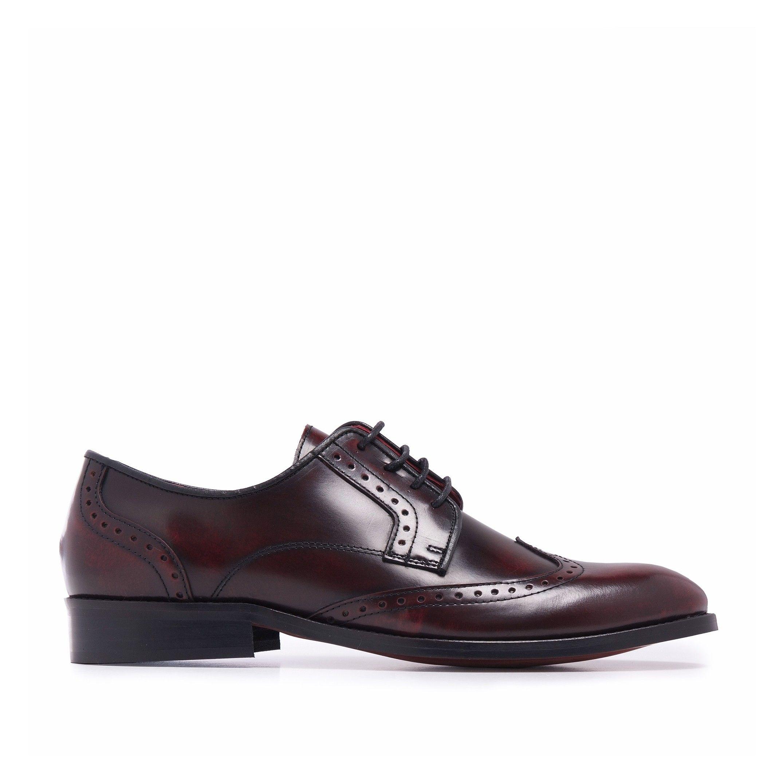 Men's Leather Blucher Shoes