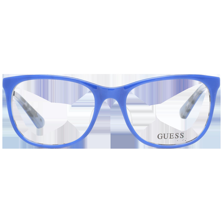 Guess Optical Frame GU2532-F 092 53 Women Blue