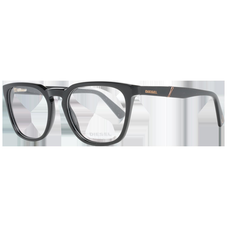 Diesel Optical Frame DL5256 001 51 Unisex Black