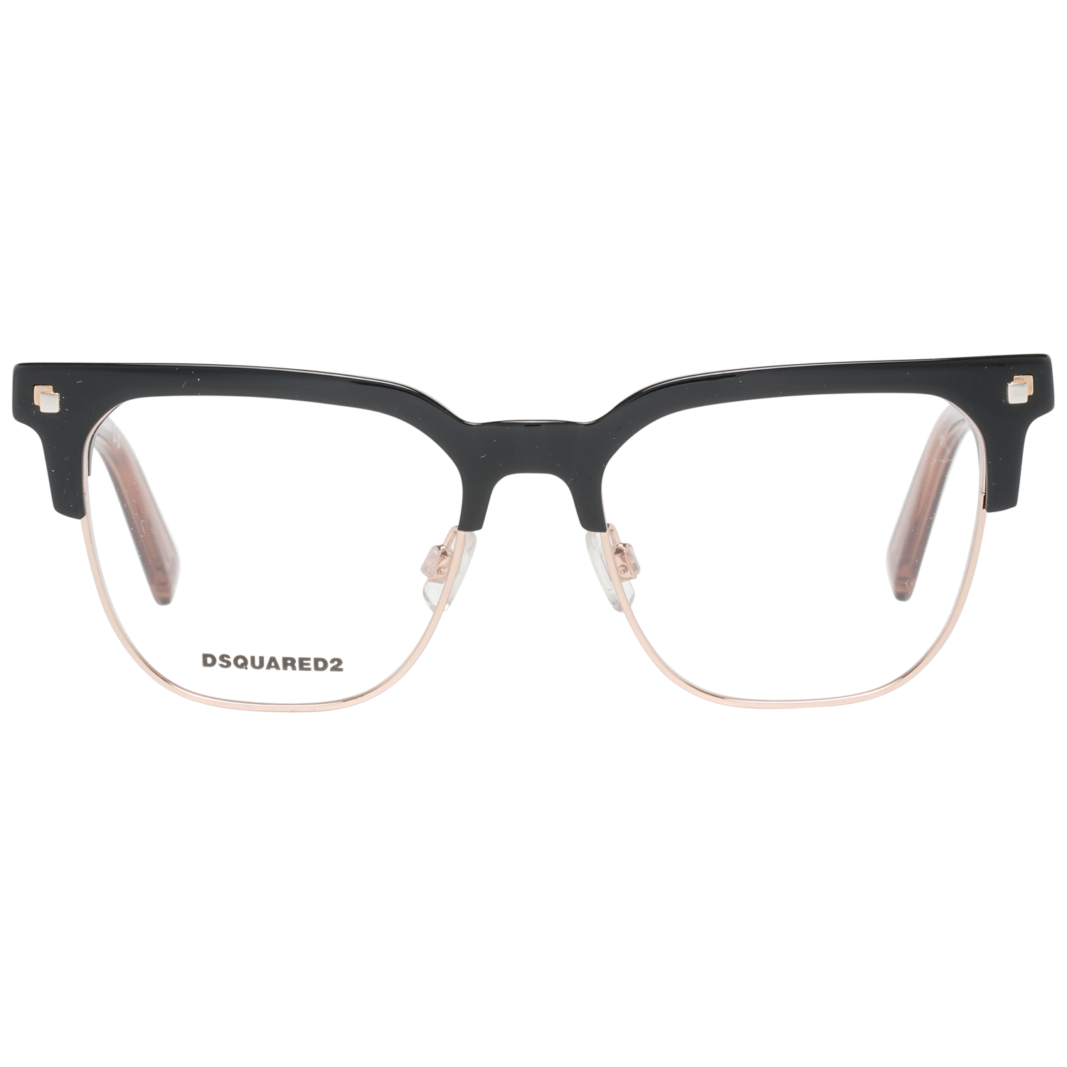 Dsquared2 Optical Frame DQ5243 A01 49 Unisex Rose Gold