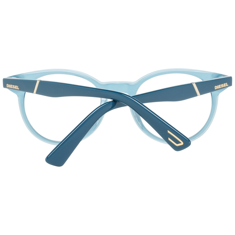 Diesel Optical Frame DL5279 087 48 Unisex Turquoise